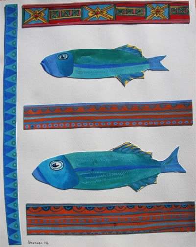 two-blue-fish-with-borders