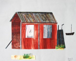 Dungeness-Hut